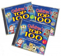 Children's Top 100 3 CD set