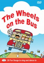 the wheels on the bus artwork