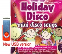 Holiday Disco USB